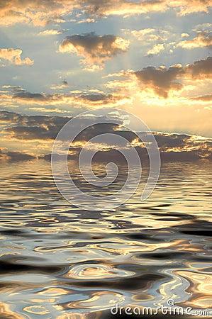 Mar pacífico
