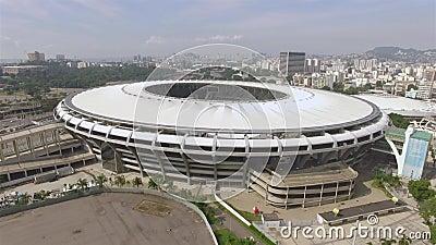 Maracana Stadium brazylijski pi?k? Musical w Maracana stadium zbiory