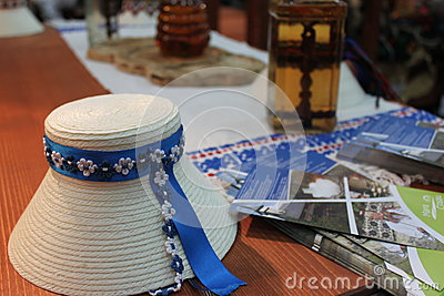 Maramures hat Editorial Stock Photo