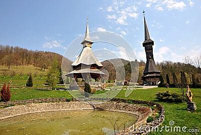 Maramures monastery