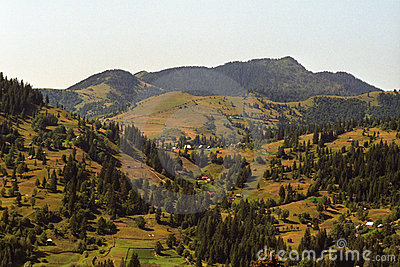 Maramures Mountains