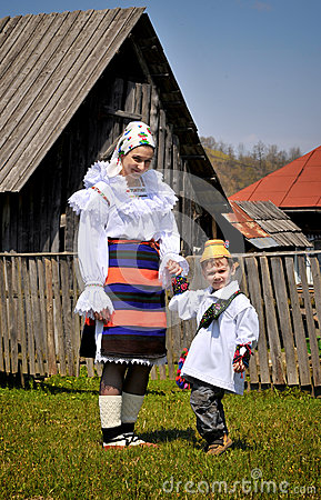 Free Maramures Traditional People Royalty Free Stock Image - 27924056