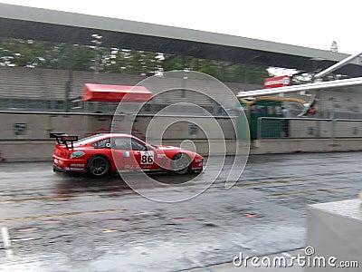 Maranello in Monza Editorial Stock Photo