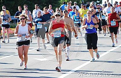 Marathon 2 Editorial Stock Image