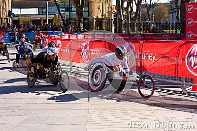 Marathon Editorial Photography
