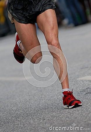 Free Marathon Royalty Free Stock Photo - 752815
