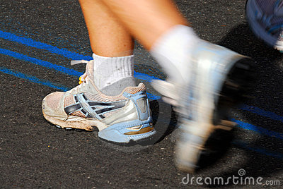 Marathon girl