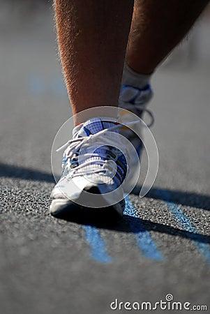 Marathon runners 5