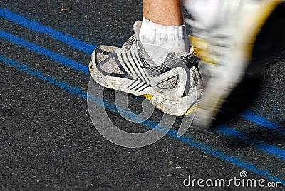 Marathon runners 7