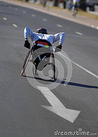 Free Marathon29 Royalty Free Stock Photo - 3541775
