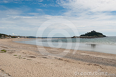 Marazion in Cornwall