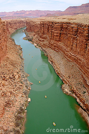Marble Canyon - Glen Canyon National Recreation Ar