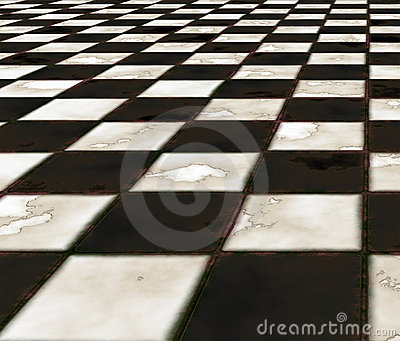 Marble floor abstract