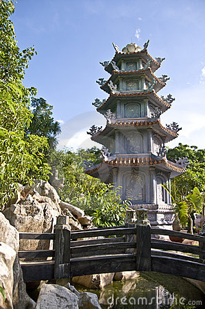 Marble Mountains Pagoda