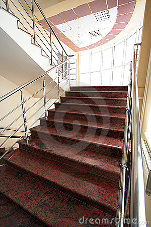 Free Marble Staircase Stock Photography - 2209892
