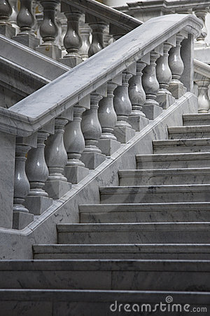 Free Marble Staircases Royalty Free Stock Photography - 19303337