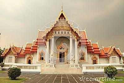 Marble temple ,Bangkok,Thailand