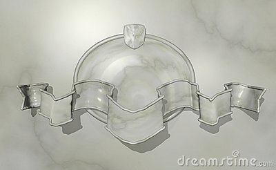 Marble wall oval