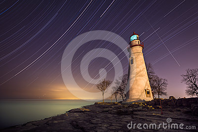 Marblehead Star Trails