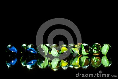 Marbles In The Dark
