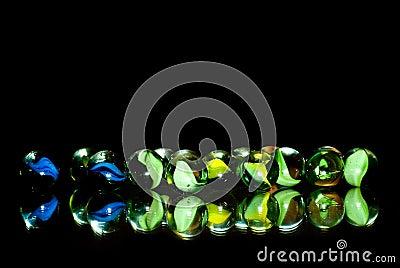 Marbles In The Dark