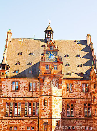 Marburg City Hall