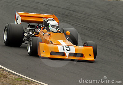March F1 race car Editorial Photography