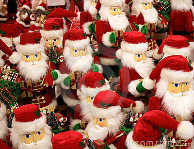 March of the Santas