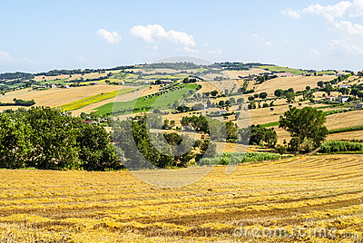 Marches (Italy) - Landscape