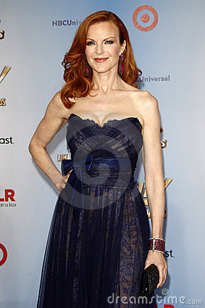 Marcia Cross Editorial Stock Photo