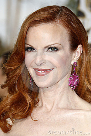 Marcia Cross Editorial Stock Image