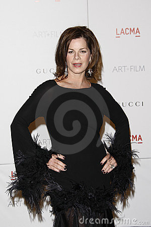 Marcia Gay Harden Editorial Stock Photo