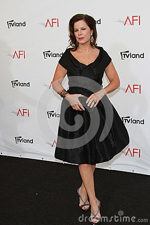 Marcia Gay Harden at the AFI Life Achievement Award Honoring Shirley MacLaine, Sony Pictures Studios, Culver City, CA 06-07-12 Editorial Stock Photo