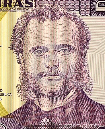 Marco Aurelio Soto Editorial Stock Image