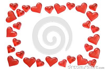 Marco de los corazones