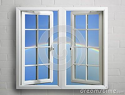 No sabes que es una ventana pasa que te explico lince for Marcos de pvc para ventanas