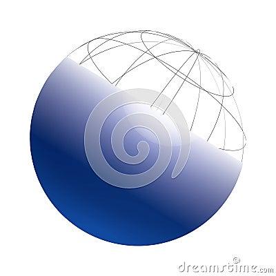 Marco del globo