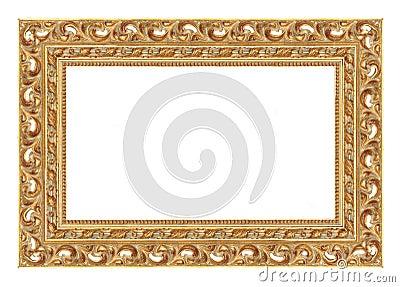 Marco para introducir sus propios cuadros foto de archivo - Marcos de fotos de pared ...