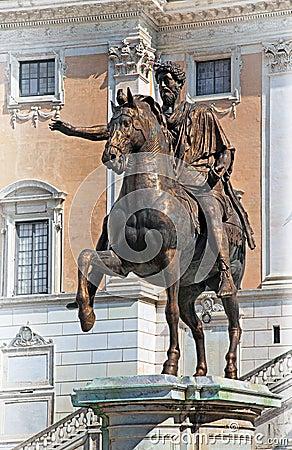 Free Marcus Aurelius Stock Image - 27238431