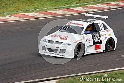 Marcus Leao Stock Car Junior Editorial Stock Image