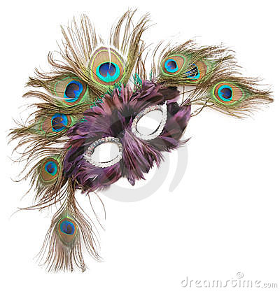 Free Mardi Gras Mask Royalty Free Stock Image - 12893506