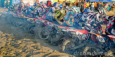 Marecross,Viareggio 9th november Editorial Stock Image