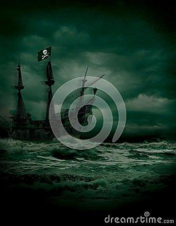 Mares del pirata