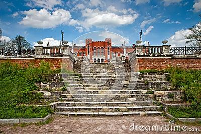 The Marfino palace, Russia