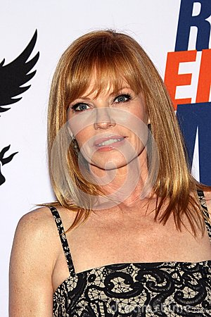 Marg Helgenberger at the 19th Annual Race To Erase MS, Century Plaza, Century City, CA 05-19-12 Editorial Stock Image