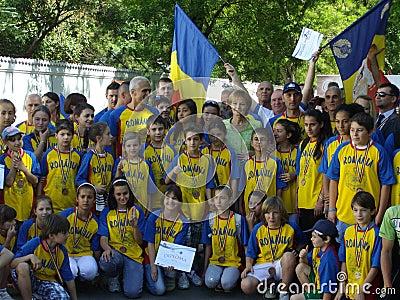 Margaret, Princess of Romania Editorial Stock Image