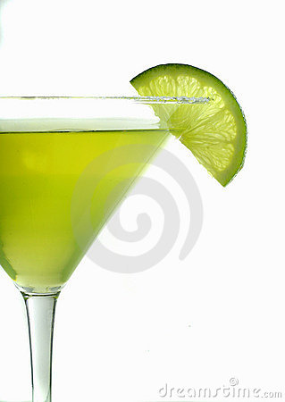 Free Margarita And Lime 2 Royalty Free Stock Photos - 522498