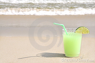 Margarita on the Beach