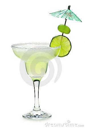 Free Margarita In A Glass Stock Photo - 11566450