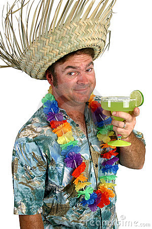 Free Margarita Man - Cheers! Royalty Free Stock Image - 132376